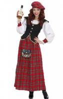 Scottish Lass Costume (7437)